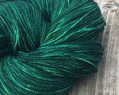 hand dyed sock yarn Treas...