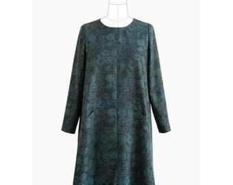 Grainline Studio Farrow Dress Pattern (paper)