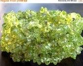 ON SALE Green Peridot Bracelet -  Lightness and Beauty
