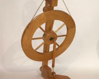 Vintage Lendrum ST Spinning Wheel - Used