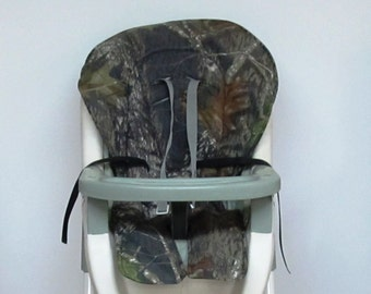 GRACO, kids high chair cover, cotton pad replacement, nursery care decor, custom chair pad, kids furniture, baby and child, mossy oak camo