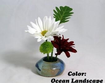Ikebana - Mini Flower Pin Vases