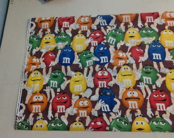 M and M fabric 247379