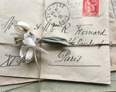 Vintage french envelope bundle