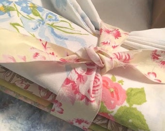Vintage Fabric Linen of the Month Club