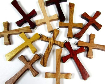 Crosses / Lot of 12 / FREE SHIPPING