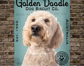 Goldendoodle Biscuit Co.