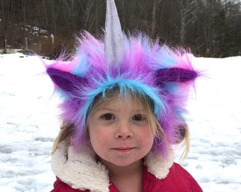 Unicorn Ear Warmers - The Warm and Furry Way to Stay Magical