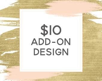 Add On Design Listing
