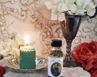 Absinthe Oil, The Green Fairy Oil