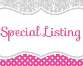 Special listing for Melis