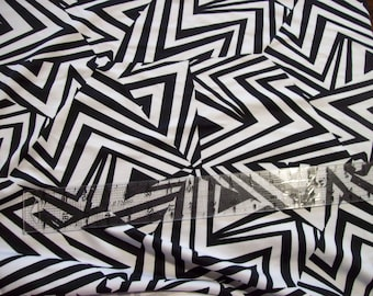 Black and White Geometric print fun wild crazy golf pants, knickers, knickerbockers custom made new