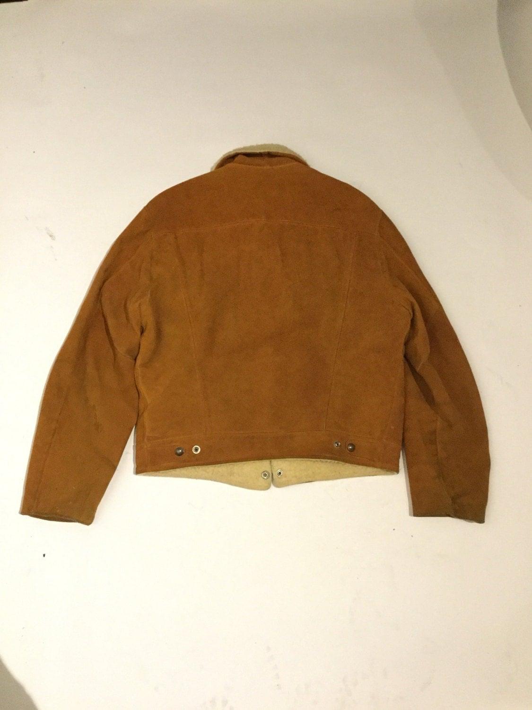 Vintage Capital E Levi's Suede Jacket (LeviJ-1)