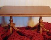 Beatuiful Vintage Bespaq Rectangular dining table