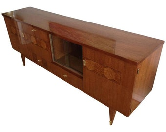 Credenza/Bar from France, 1930s Art Deco Period