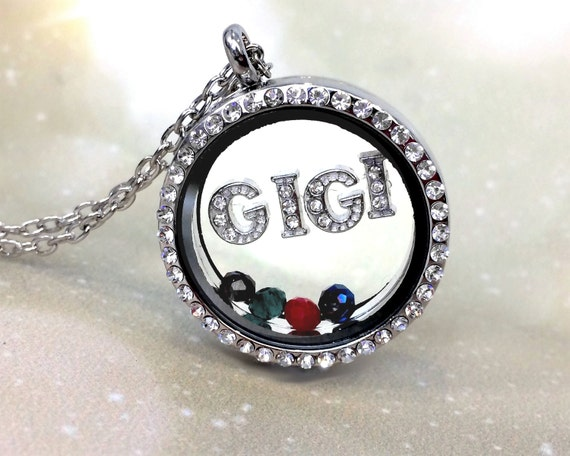 Gigi Grandma Necklace
