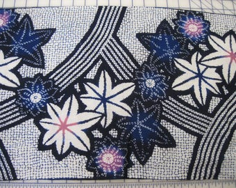 Floral Batik Fabric