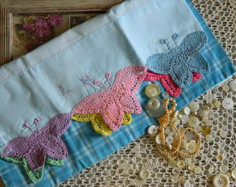 Sweet Butterfly Pillowcase #113