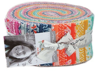 Early Bird Jelly Roll from Kate Spain and Moda