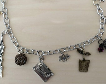 Guardians of the Galaxy inspired charm bracelet