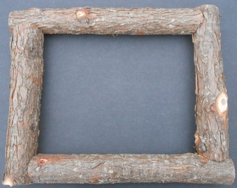 Rustic Cedar Picture Frames Natural Woodland Log Home Decor Family Photos Wholesale Inquiry's Accepted