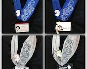 BlackFriday Special Package wallet wristlet combo Whovian