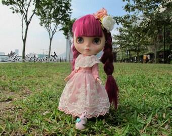 La-Princesa Mori Girl Outfit for Blythe (No.Blythe-336)