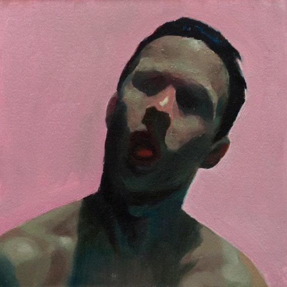 Canon (Twenty-Third), 7x7in Oil Painting