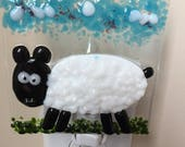 Night Light - black faced sheep