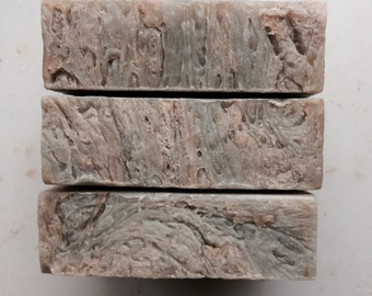 SOLSTICE Soap --Organic Ingredients -- NEW By Dirt Tribe