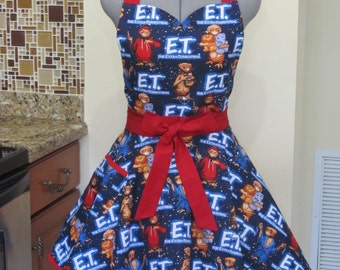 ET Apron - Full of Flounce - Ready to ship