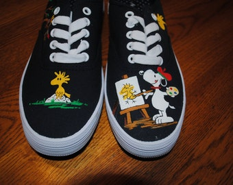 New Custom Snoopy Design snoopy Artist     sorry sold