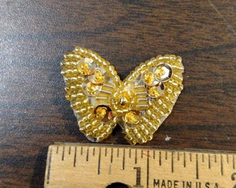 """1-1/2"""" Butterfly Applique"""