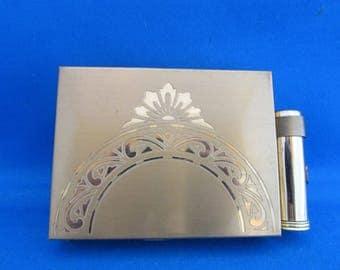 Compact, Cigarette, Lipstick Case