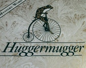 Huggermugger Word Game 1989,  Board Game,  New Condition Huggermugger Game