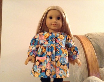 18 inch doll smock and leggings