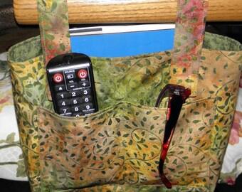 Walker Caddy, Yarn Caddy, Arm Chair Caddy, Treadmill Caddy, Rocking Chair Caddy, Ready to Ship