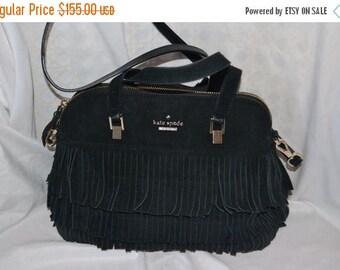 ON SALE Kate Spade Bag~Kate Spade Suede Leather Bag~Stunning