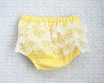 Belle Lacy Bottom Bloomers
