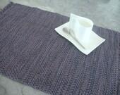 Lavender Handwoven Cotton Placemats
