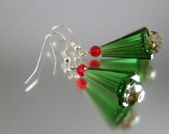 Swarovski Artemis Tree Earrings