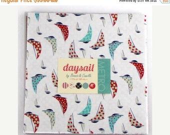 DaySail Bonnie and Camille Day Sail Moda Layer Cake 10 inch squares PreCuts