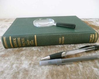 Vintage Book Mechanical Engineering Practice By Shoop And Tuve Copyright 1941