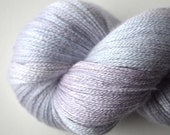 Hand Dyed Cashmere and Silk Lace Weight Yarn