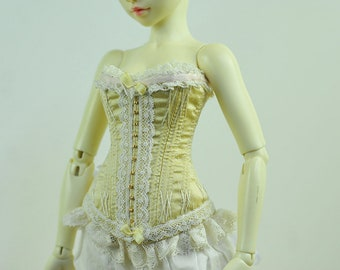 La Belle Epoque BJD Antique Line Raouken Corset for Fairyland Minifee MSD BJD Doll