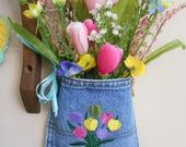 Spring Tulip Pocket