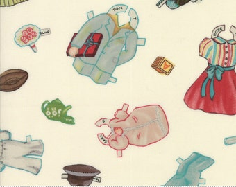 Hop, Skip, and a Jump!, 21701-11 paper doll clothes, by American Jane for moda fabrics