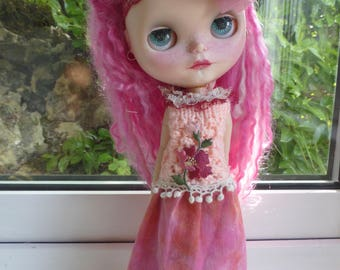 Blythe Boho Dress & Hair band (BD8617)