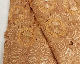 Lace Fabric - Sold Per 5 Yards Length