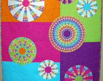 Carnival Quilt Pattern